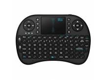 Mini teclado inalambrico español con touchpad