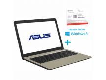 Notebook Asus Core i5 3.1Ghz, 6GB, 1TB, 15.6, Win 8.1 COA