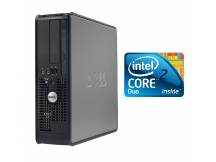 Equipo Dell 760 SFF C2D 2.9GHZ 4B, 250GB