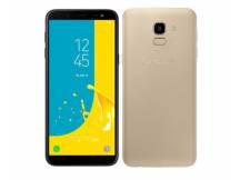 Samsung J600G Galaxy J6 LTE dual dorado