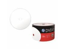 DVD-R 16X HP 120 min video, 4.7GB Printables