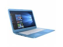 Notebook HP Dualcore 2.48Ghz, 4GB, 32GB, 14, Win10, Azul