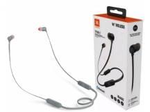 Auriculares manos libre JBL T110 Bluetooth gris