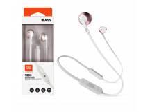Auriculares manos libre JBL T205 Bluetooth rosa