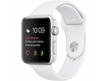 Reloj Apple Watch 42mm Aluminio Silver