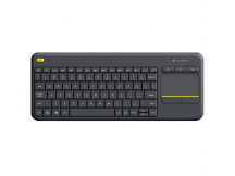 Teclado Logitech K400 inalambrico con Touchpad