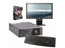 Equipo Core i3 + Monitor 23 + teclado y mouse