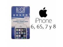Vidrio Templado IPhone 6, 6S, 7 y 8