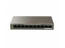 Switch Tenda PoE 8+2 puertos gigabit
