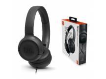 Audifono JBL Tune 500 negro c/microfono