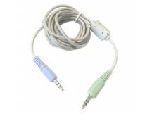 Cable audio spica spica c/filtro