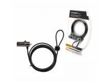 Cable de seguridad para laptop c/ contraseña