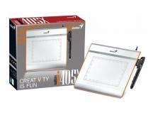 Tableta digitalizadora Genius 4'' x 5,5''