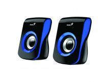 Parlante Genius SP-Q180 USB azul