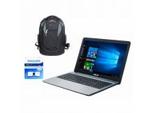 Notebook Asus Dualcore 3.0Ghz, 4GB, 500GB, 15.6, Win 10