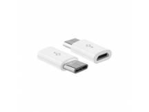 Adaptador USB C a Micro USB (H)
