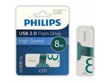 Pendrive Philips CITI 8GB USB 2.0
