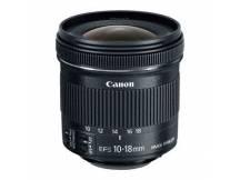 Lente Canon EF-S 10-18mm