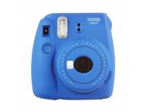 Camara Fujifilm Instax Mini 9 Azul