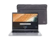 Chromebook Acer Dualcore 2.6Ghz, 4GB, 32GB SSD, 15.6