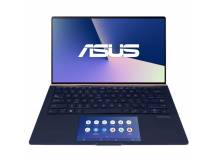 Notebook Asus Zenbook Core i7 4.9Ghz, 16GB, 512GB SSD, 14'' FHD Touch, Screenpad, MX250 2GB