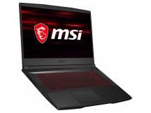 Notebook Gamer MSI Core i7 5.0Ghz, 8GB, 512GB SSD, 15.6 FHD, GTX 1660Ti 6GB