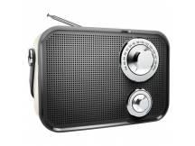 Parlante Polaroid Bluetooth Retro con Radio FM