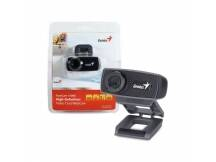 Webcam Genius HD c/microfono USB