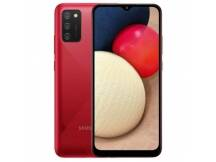 Samsung Galaxy A02S 64GB dual rojo
