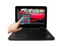 Notebook Convertible Lenovo Dualcore 2.16Ghz, 4GB, 128GB, 11.6 Touch, Win10 Pro