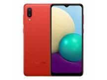 Samsung Galaxy A02 64GB dual rojo