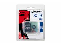 Memoria Micro SDHC Kingston 8GB