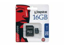 Memoria Micro SDHC Kingston 16GB
