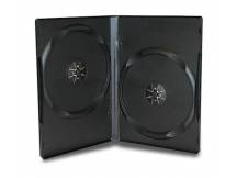 Estuche DVD 14mm doble X 100 unidades