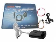 Adaptador USB a SATA / IDE 2.5'' / 3.5''