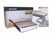 Switch 8 puertos 10/100 tenda