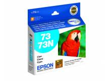 Cartucho Epson original t073220 celeste