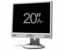 Monitor LCD 20´´ grado A-