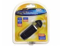 Lector de memoria flash digital concepts USB 2.0