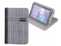 Estuche tela para tablets de 10'' gris
