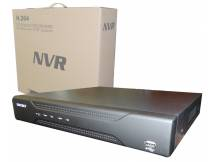 NVR safesky FULL HD para 8 camaras IP