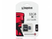 Memoria micro SDHC kingston 32GB