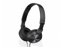 Auriculares Sony MDR-ZX310AP gris/negro