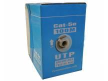 Cable UTP NRG+ Cat5E 100 metros - cobre