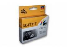 Cartucho Epson t23 / t24 / tx105 / tx115 / negro t117