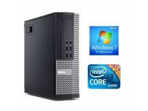 Equipo Dell Core i3 3.40GHz, 4G, 250GB, DVD RW, Win 7 Pro