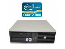 Equipo HP C2D 3.0 Ghz, 4GB, 160GB, DVD RW.