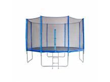 Cama elastica de 12FT c/resortes de acero.