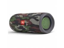 Parlante Portatil JBL Flip 5 Bluetooth camuflado