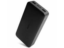 Powerbank Xiaomi Redmi 18w 20000mAh negro